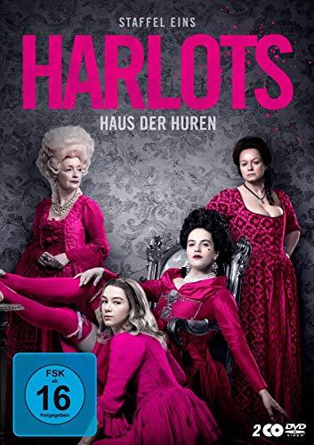 Frauen Kostüm Schmutzige - Harlots - Haus der Huren - Staffel 1 [2 DVDs]