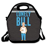 King Of The Hill Lonely Bill Lunch Bag Tote Handbag