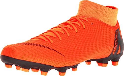 Bota Futbol Nike Superfly 6 Academy Suela MG Naranja Adulto hAk1lqg