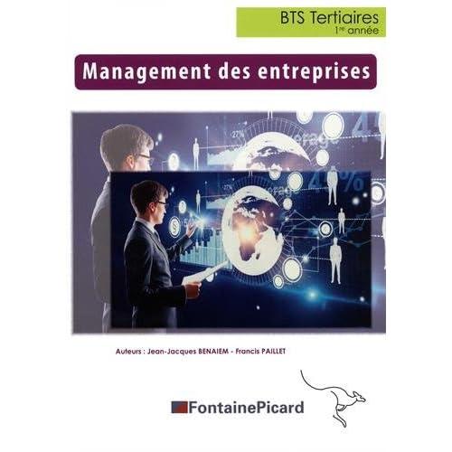Management des entreprises 1re année BTS Tertiaires