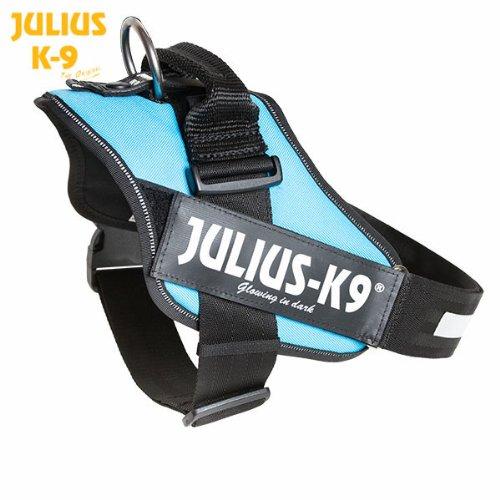 16IDC-AM-1 Julius K9® IDC Geschirr Größe 1 / Brustumfang: 66-85cm / Hundegeschirr Einsatzgeschirr Powergeschirr Hetzgeschirr INNOVA DOG COMFORT - K-9