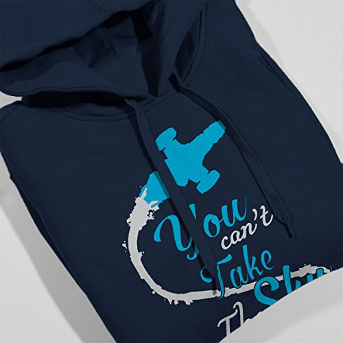 Firefly Theme Song Women's Hooded Sweatshirt Navy Blue