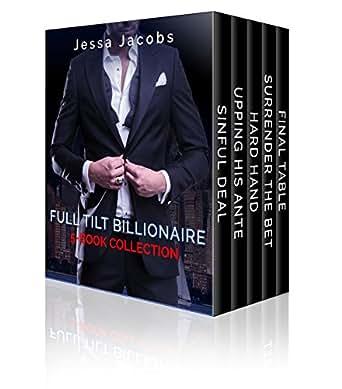 Full Tilt Billionaire 5 Book Collection Ebook Jessa Jacobs Amazon