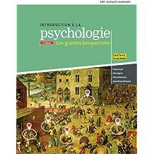 Introduction à la psychologie : Les grandes perspectives