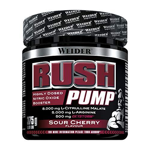 Weider Rush Pump Complemento Alimenticio