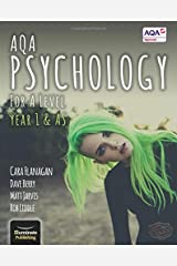 AQA Psychology for A Level Year 1 & AS - Student Book Paperback