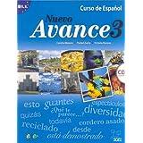 Nuevo avance 3. Libro del alumno (inkl. CD): Curso de español. Nivel B1.1