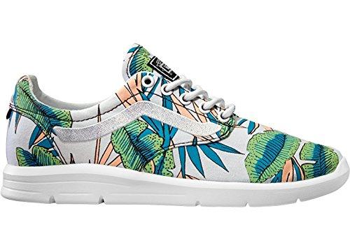 Vans Iso 1.5 Tropical Leaves Sneaker Damen (tropical Leaves) True White/true White