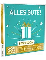 SMARTBOX - Geschenkbox - ALLES GUTE - 885 Erlebnisse aus den Kategorien Wellness, Frühstück, Sport, Unterhaltung