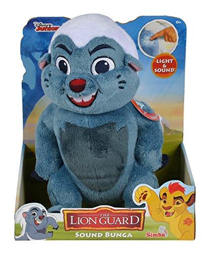 La Guarida del León Peluche con sonidos Bunga (Simba 9316202)