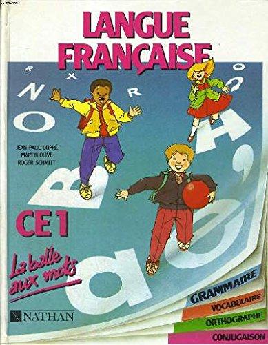 FRANCAIS 5EME LA LANGUE FRANCAISE. Grammaire, Orthographe, Vocabulaire, Expression