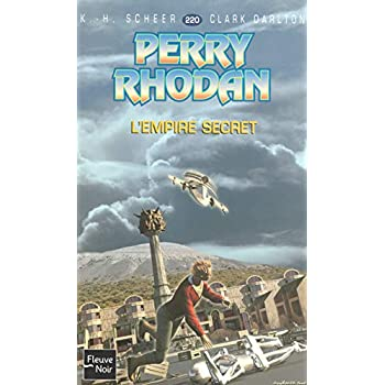 Perry Rhodan, numéro 220 : L'Empire secret