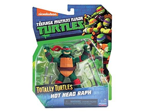 Turtles tuaa0301Völlig Turtles Brothers Hot Head Raph Figur (Raph Ninja Turtle)