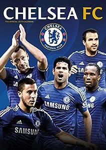 Official Chelsea 2015 A3 Calendar (Calendars 2015)