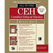 CEH Certified Ethical Hacker Boxed Set (All-in-One) by Matt Walker (2013-04-30)