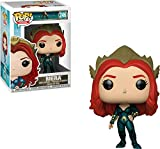 Funko- Pop: DC: Aquaman: Mera, Multicolore, 31178