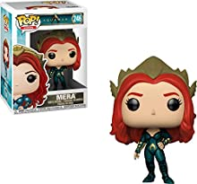 Funko- Pop: DC: Aquaman: Mera, Multicolore, 31178