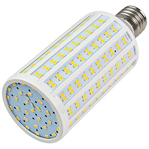 MENGS® E40 50W LED Lampe 310×5730 SMD Warmweiß 3000K AC 85-265V - 2