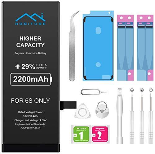 Batería para iPhone 6s 2200mAh de Alta Capacidad