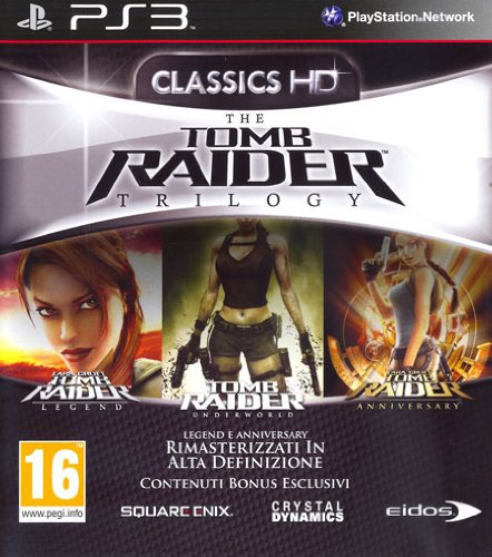 tomb raider triple pack