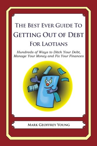 The Best Ever Guide to Getting Out of Debt for Laotians