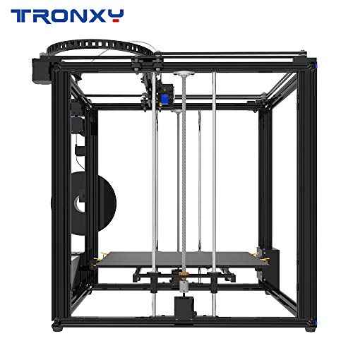 TRONXY X5SA-400 3D-Drucker-DIY-Kit Auto-Nivellierfaden-Fadensensor Lebenslauf-Druckwürfel-Vollmetallplatz mit 3,5-Zoll-Touchscreen Große Druckgröße 400 * 400 * 400 - 5