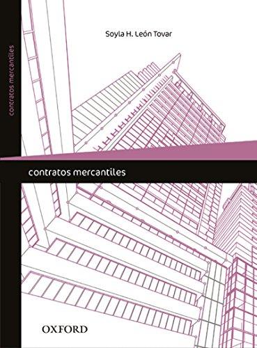 Contratos mercantiles por Soyla H. León Tovar
