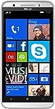 BLU Win HD LTE X150E Smartphone débloqué 4G (Ecran: 5 pouces - 8 Go - Double SIM - Windows Phone) Blanc