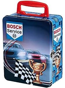 Theo Klein- Bosch Car Service Caja De Herramientas, Juguete, Multicolor (8726)
