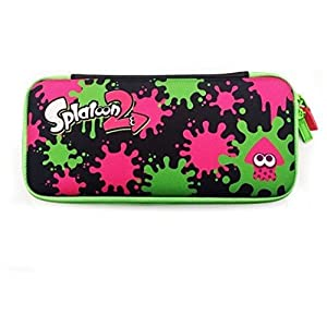 HORI NSW-051U Splatoon 2 Hard Pouch