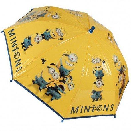 Paraguas Minions Friends Manual