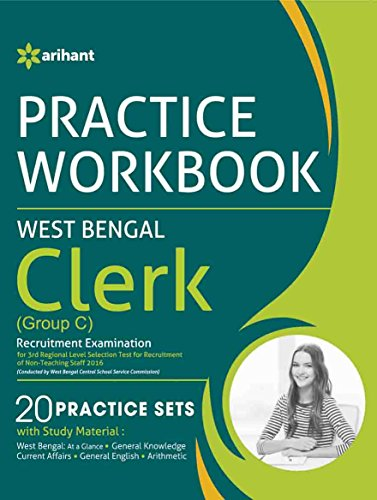 West Bengal Clerk (Group C) Recruitment Examination - Practice Workbook
