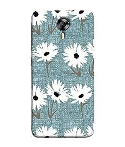 PrintVisa Designer Back Case Cover for Micromax CanvasNitro4G E371 (Flowers Garden Rose Rosy Fragrant )