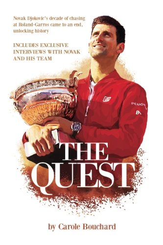 The Quest: Novak Djokovic's decade of chasing at Roland-Garros came to an end, unlocking history por Carole Bouchard