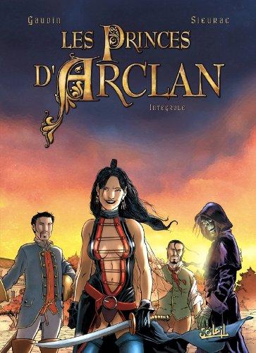 Les princes d'Arclain - Intégrale (T01 à T04)
