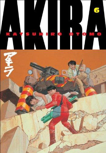 AKIRA KODANSHA ED 06 (Akira Reissues)