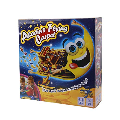 JAGENIE Flying Carpet Spiel Magic Desktop Radaufhängung Family Kid Neuheit Balance Spielzeug