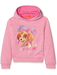 Paw Patrol Hooded, Sweat-Shirt àCapuche Fille