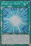 Carte YU-Gi-Oh! Porte du Chaos : SHVA-FR058 -VF/Secret Rare-