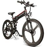 Lixada Vélo Electrique 26' E-Bike Pliant électrique Power Assist de vélo électrique E-Bike de...