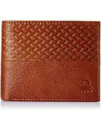 United Colors of Benetton Tan Men's Wallet (18A6WLLT6663I)