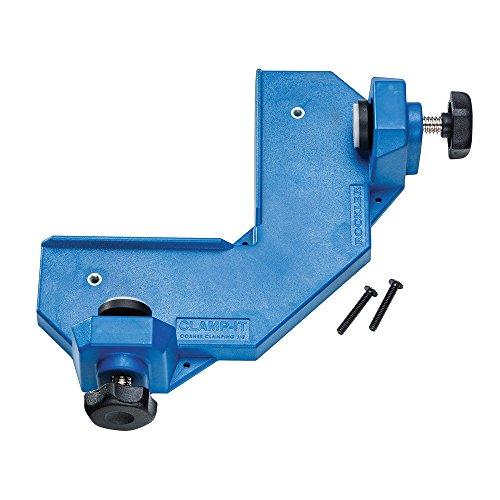 ROCKLER 594092 Clamp-It-Eckenspannvorrichtung, blau
