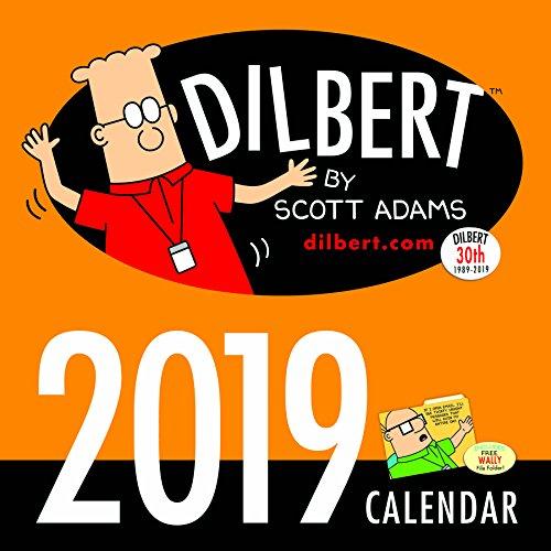 Dilbert 2019 Calendar par Scott Adams