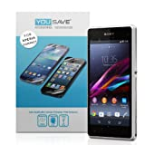 Yousave Accessories®, Pellicola Protettiva per Sony Xperia Z1Compact (Confezione da 5)