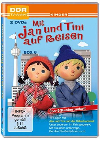 Box 6 (DDR TV-Archiv) (2 DVDs)