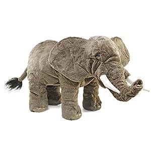 Folkmanis Puppets - Elefante de Peluche