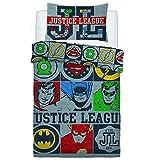Die besten DC Comics Beddings - Die Liga der Gerechten Dc Comics Vintage Ikonen Bewertungen
