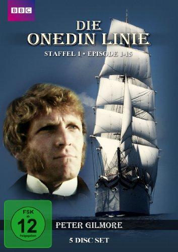 Die Onedin Linie - Vol. 1: Episode 1-15 (5 Disc Set) (New Edition)