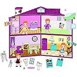Diset - A1504250 - Maison Emma Magnétique