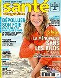Abonnement magazine Santé Magazine - 1 an - 12 n°...